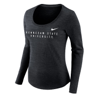 Image For Nike Dry-Fit Women's Long Sleeve Tee