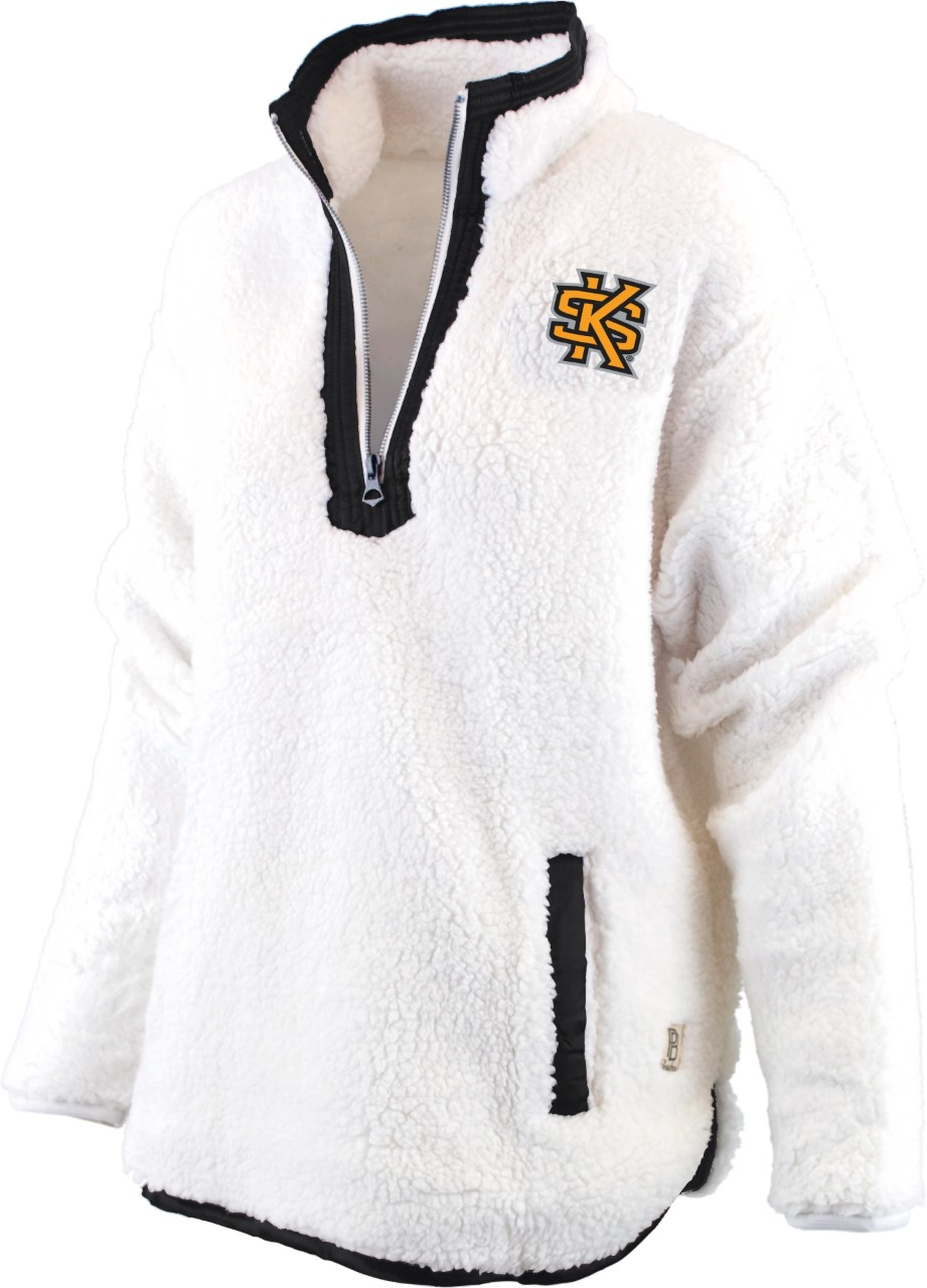 Image For Pressbox 1/4 Zip Sherpa Pullover