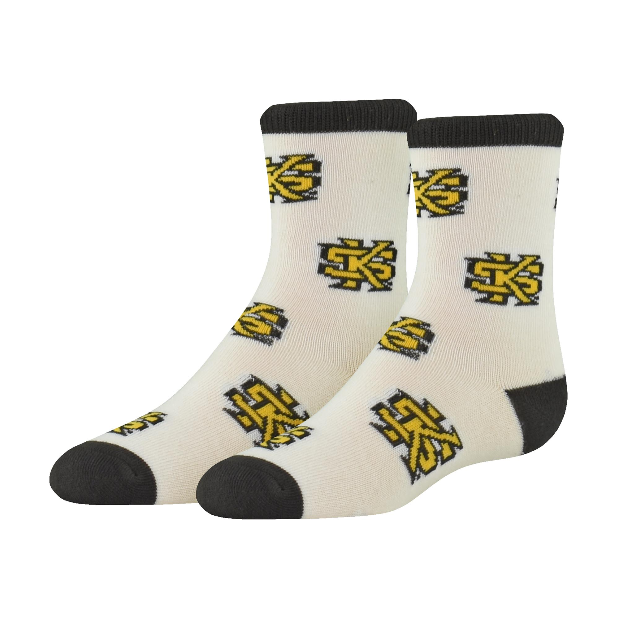 Image For Interlocking KS Youth Socks