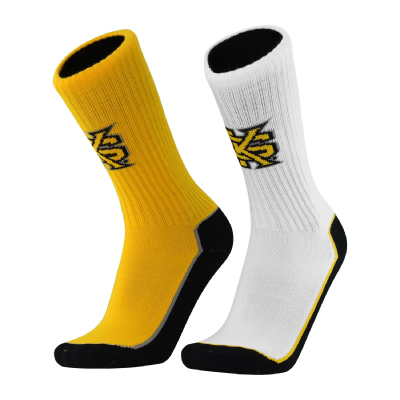 Image For 2 Pack of Interlocking KS Logo Crew Socks
