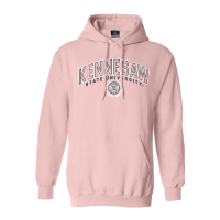 Image For MV Sport Fundamental KSU Seal Hoodie