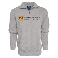 Image For Blue 84 1/4 Zip Kennesaw State Crew