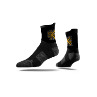 Image For Strideline Mid Crew Socks