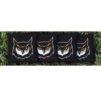 Image For Victory Tailgate All Weather Black Cornhole Bags