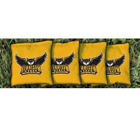 Image For Victory Tailgate All Weather Yellow Cornhole Bags