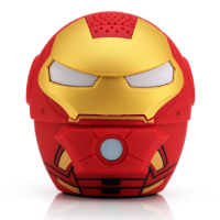 Image For Bitty Boomer Speaker Iron Man