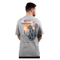 Image For Simply Southern Beach Lab Tee