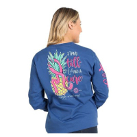 Image For Simply Southern Cure Long Sleeve Tee