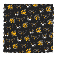 Image For Microfiber Screen Cleaning Cloth with KSU Logo