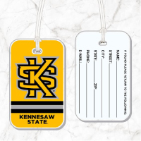 Image For CDI Acrylic Bag Tag