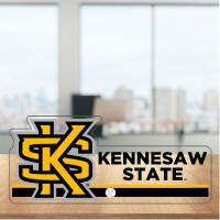Cover Image For GIFTS: Mini Acrylic Kennesaw State Standee