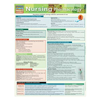 Image For Nursing Pharmacology Quick Study