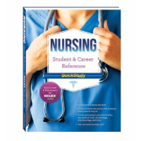Image For Nursing Student & Career Reference Book
