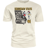 Image For Blue 84 Disney Kennesaw State Tee