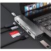 Image for intelliARMOR LynkHUB HD+ 7-in-1 USB C Hub