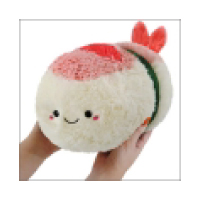 Image For Squishable Shrimp Sushi 7""