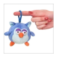 Image For Squishable Micro Baby Blue Owl 3""
