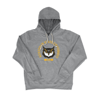 Image For Alta Gracia Owl Face Hoodie