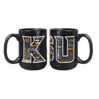 Image For Custom KSU Graphic Mug