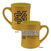 Image For Gold Kennesaw State Grandparent Mug
