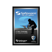 Image For Safeware 4 Year Warranty For Items Under $2000.00