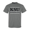Cover Image for MV Sport KSU Bar 50/50 Tee