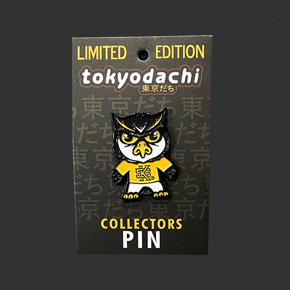 Image For Tokyodachi Collection Enamel Pin