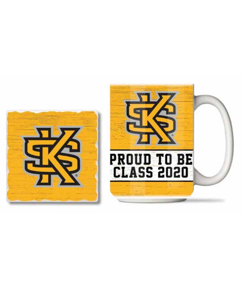"Image For ""Proud to be Class of 2020"" Mug & Coaster Set"