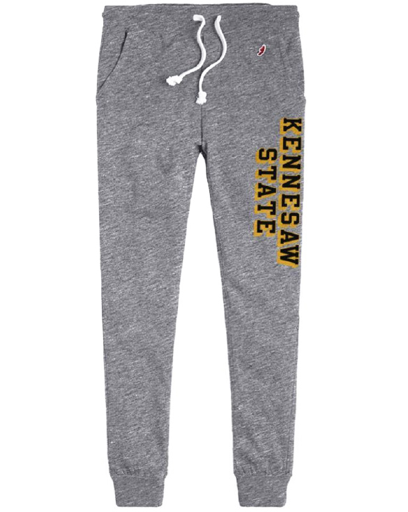 Image For League Collegiate Kennesaw State Joggers