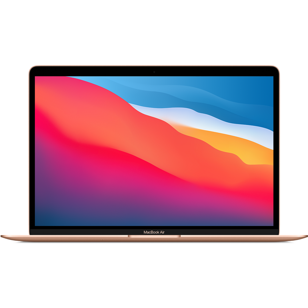 "Image For MACBOOK AIR 13"" GOLD M1"