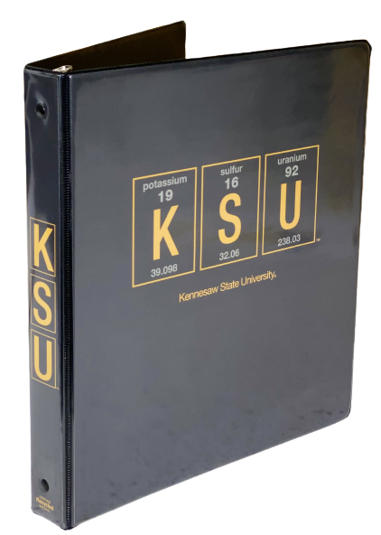 "Image For Binder 1"" KSU Tiles Periodic Table"