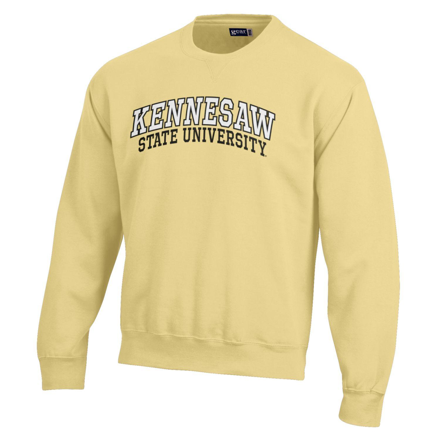 Image For Gear Cotton Arched Logo Sweatshirt