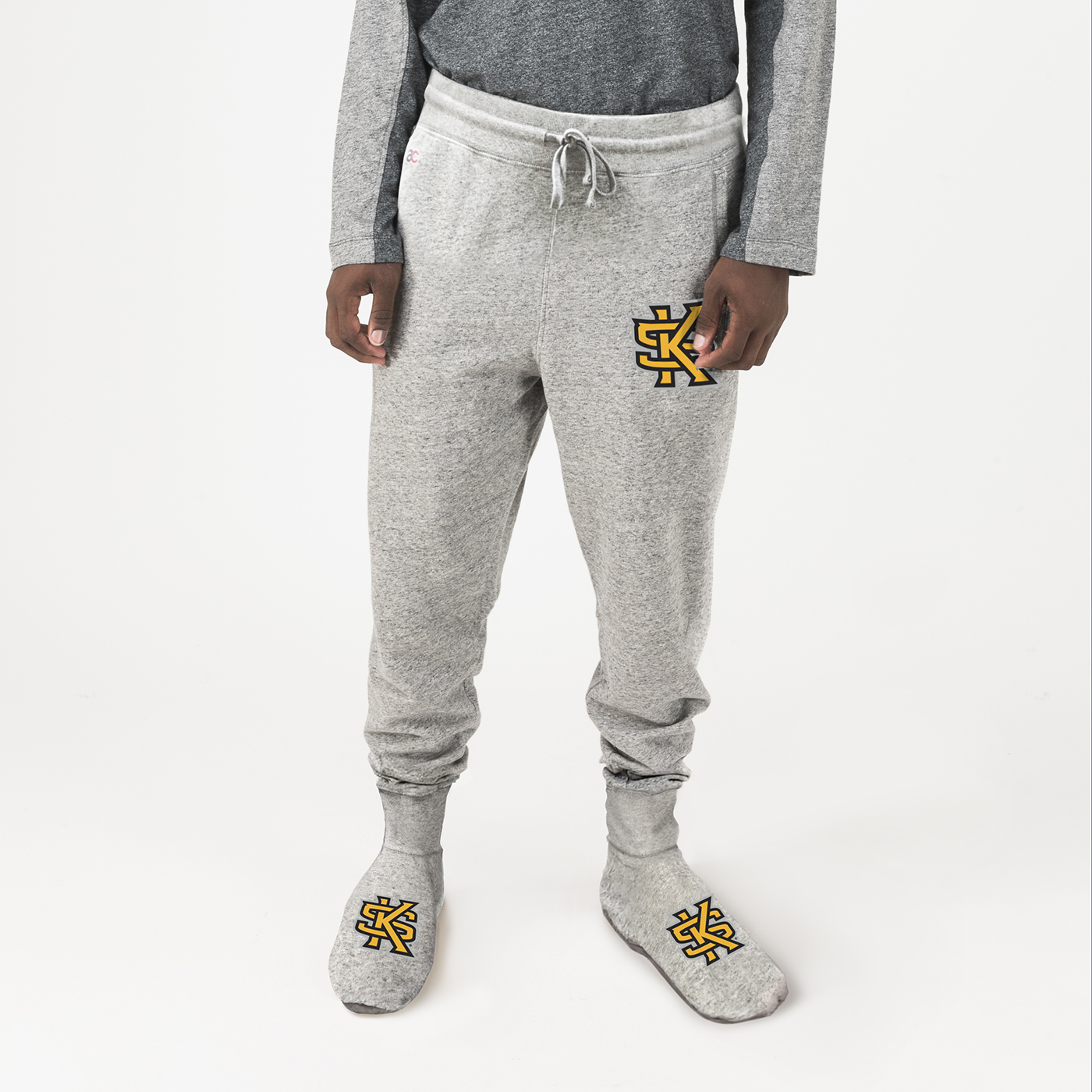 Image For Sweatpants Freejays w/ Feet