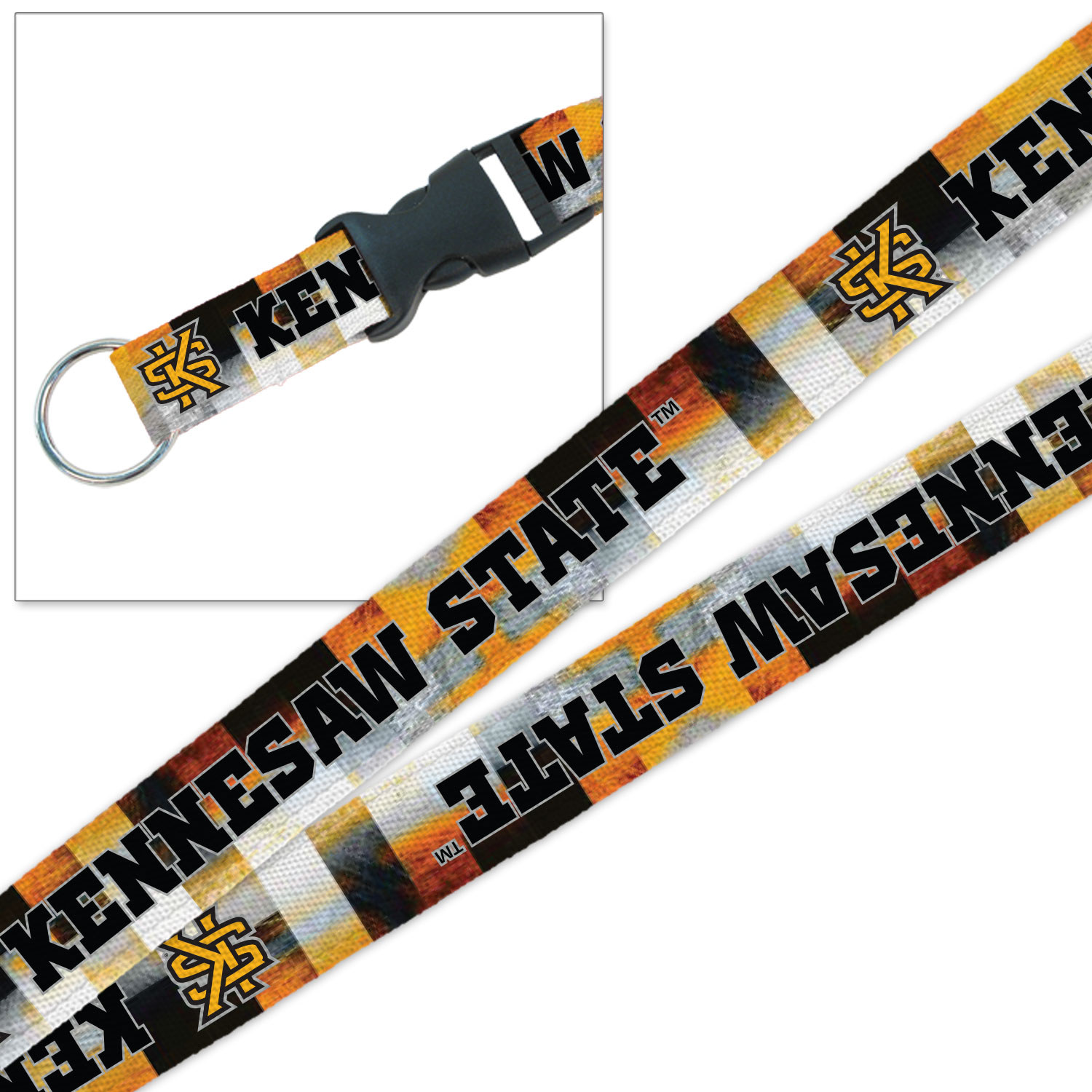 Image For MCM Sublimated Lanyard